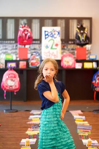 News, Shelby, Crimestoppers Kids Fashion Show, August 2014, Dakota Luyt