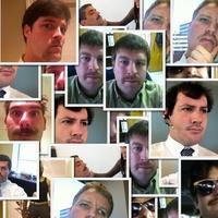Movember, Houston Handlebars, collage, November 2012
