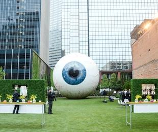 The Joule, The Eyeball, Dallas Art Fair