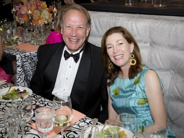 John Kleinheinz, Jeanne Cox, cliburn gala