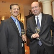 Houston Symphony, Underwriter Dinner, August 2012, Cole Dawson, Larry Kellner