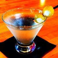 Martini at Green Door Public House in Dallas