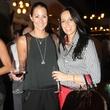 20 Coppa Osteria party September 2013 Julia Bertillion, Sara Cole