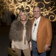 Kelli and Eddy Blanton  at the Memorial Park Conservancy benefit February 2015