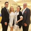 Saks MD Anderson benefit 4/16, Nick Stefanakis, Jenee Stefanakis,