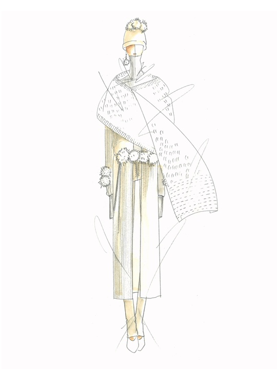 Clifford New York Fashion Week Fall 2015 February 2015 TSE