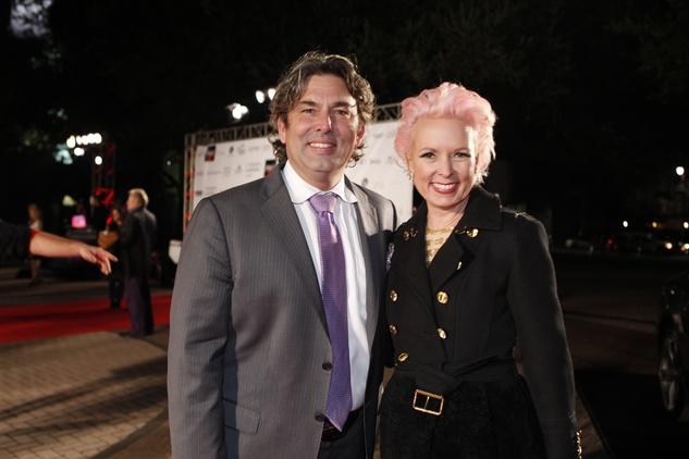 6260 Fashion Houston Night 2 November 2014 Jared Lang and Vivian Wise