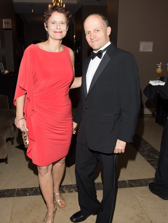 Art League Houston gala, October 2012, Sharon Engelstein, Aaron Parazette
