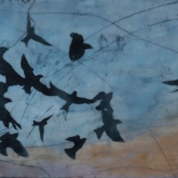 "Art.Science.Gallery. presents ""The Birds"""