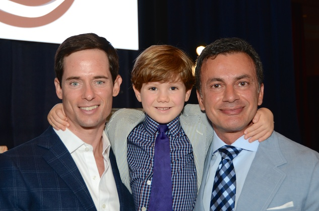 News, shelby, Legacy luncheon, Sept. 2015, Henry Richardson, Cameron Taghdisi, Monsour Taghdisi