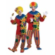 clown costumes, Halloween, adult costumes