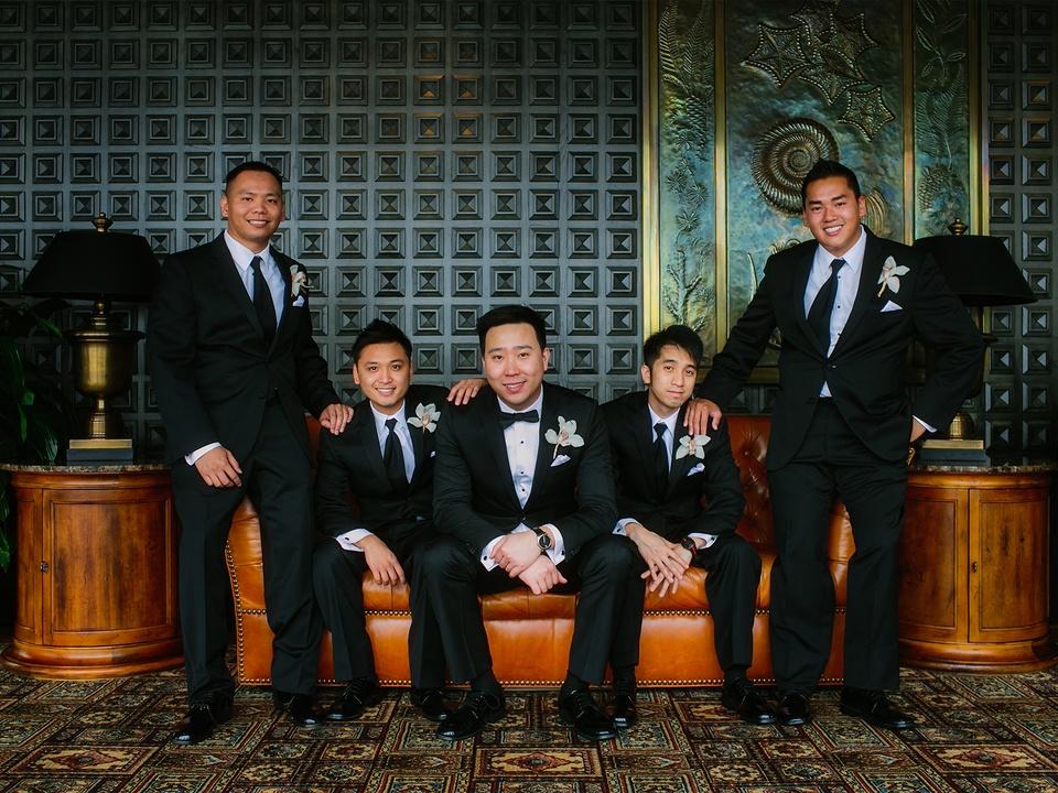 4 Wonderful Weddings Thai & Hoa February 2014