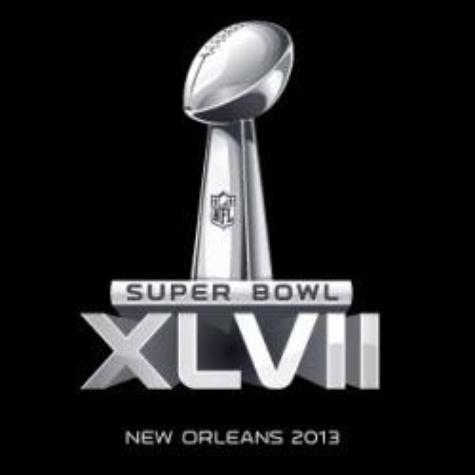 Super Bowl logo Orleans