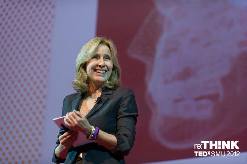 Helen Fisher at TEDxSMU: ReThink