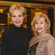 Leisa Holland Nelson, left, and Dana Kervin at the Passion for Fashion kickoff December 2013