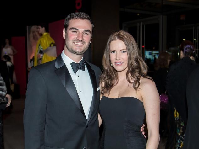 Thomas & Brittany Glendenning, Dallas Opera