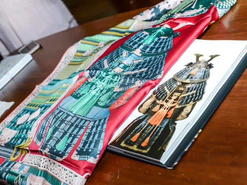 Hermes Samurai Collection