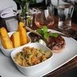 First taste at Bistro Menil September 2014 lamb chops