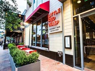 Little Red Wasp restaurant in Fort Worth