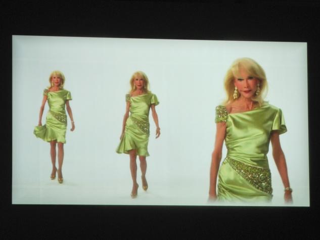003, Fashion Houston, Diane Lokey Farb, November 2012