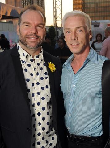 Simon Primavera Fashion Show, April 2013, Trey Gillen, Phillip Broomhead