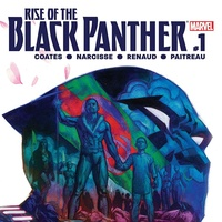 Marvel Comic Book Signing with Evan Narcisse