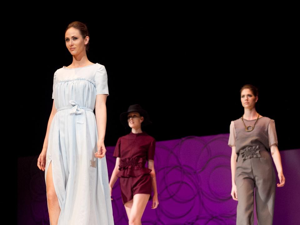 Spectrum UT Senior Fashion Show 2014 Wendy Ji