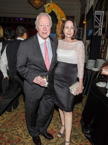 47 Michael McSpadden and Jane Johnstone at the Be An Angel Gala May 2014
