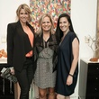 Holly Heines, Leigh Jackson, Amy Lambert Lee, Dwell With Dignity Grand Opening