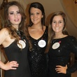 Brittany Perry, Tiffany Tubb, and Brookie Hewes, sol deb holiday party