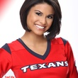 most beautiful NFL cheerleaders, Houston Texans cheerleaders, Liliana, December 2012