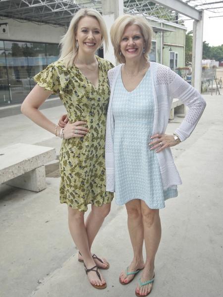 Texas Women for the Arts Meeting 2017 Torri Monk Vicki Fuller