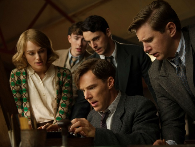 Cast of The Imitation Game