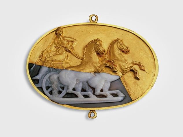 2, Houston Museum of Natural Science, Gems of Medici, December 2012