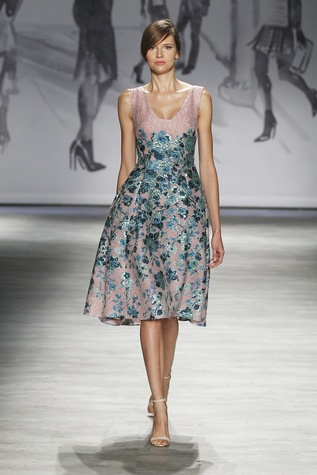 Lela Rose spring 2015 collection look 35