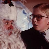 Ralphie - Santa Claus - A Christmas Story