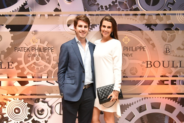 News, Shelby, de Boulle opening, Nov. 2015, Colby Swain, Kathryn Swain