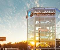 Carvana Houston store
