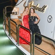 3 Elle Moody, left, and Kimmy Matthews at San Luis Salute March 2014