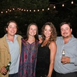 Heroes Rise Fundraiser 2014 in Austin Adam Gregory, Elizabeth Smitheal, Rebekah Gregory, Paul Gregory