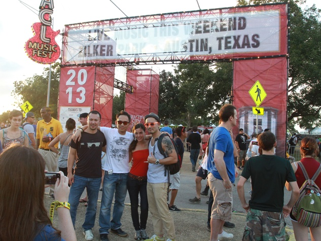 ACL Festival 2013 Weekend 2 Day 1 4756