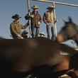Unbranded documentary, horses, cowboys, January 2013
