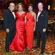 3 Arthur and Philamena Baird, from left, and Lori and Dan Wolterman at the Memorial Hermann Gala April 2014