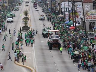 FM 1960 St. Patrick's Day Parade