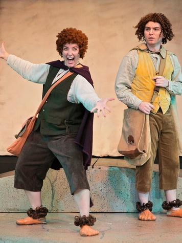 Fellowship the Musical at Circle Theatre