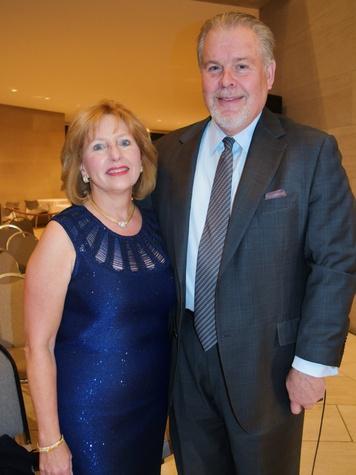 Honorary Chairs Harriett and Chuck Gibbs