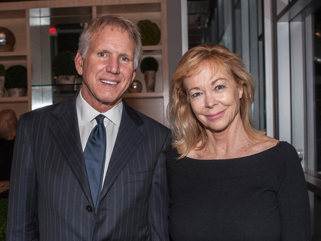 10 Lonnie and Candice Schiller at the Bruce Munro VIP reception at Discovery Green November 2014