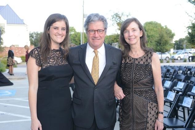 News, Shelby, Dress for Success, October 2014, Tessa Judson, Mark Judson, Cindi Judson