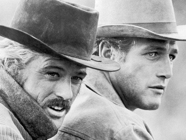 Houston Cinema Arts Festival, Butch Cassidy and the Sundance Kid, Robert Redford, Paul Newman, November 2012
