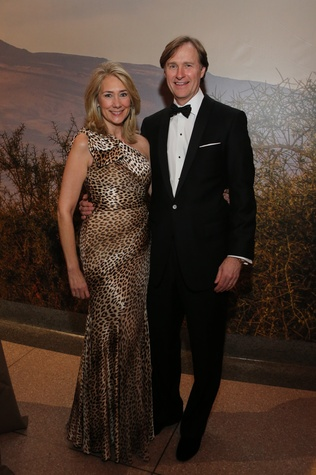 News, Shelby, Museum of Natural Science gala, March 2015 Kelly Montgomery, Bill Montgomery
